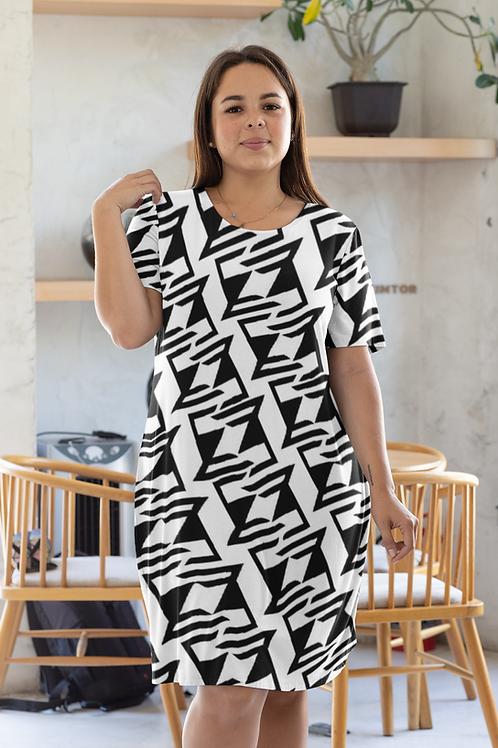 EZ Shift Dress (knee length)