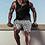 Thumbnail: EZ Unisex Sweat Shorts (knee length)