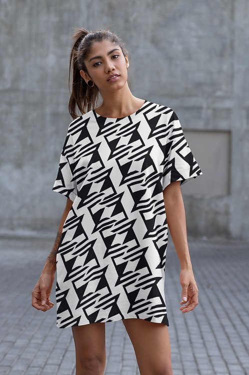 EZ Shift Dress (Midi)
