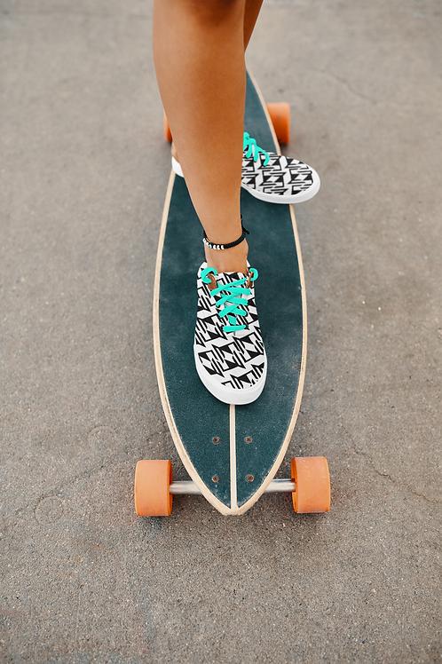 EZ Skate Sneakers