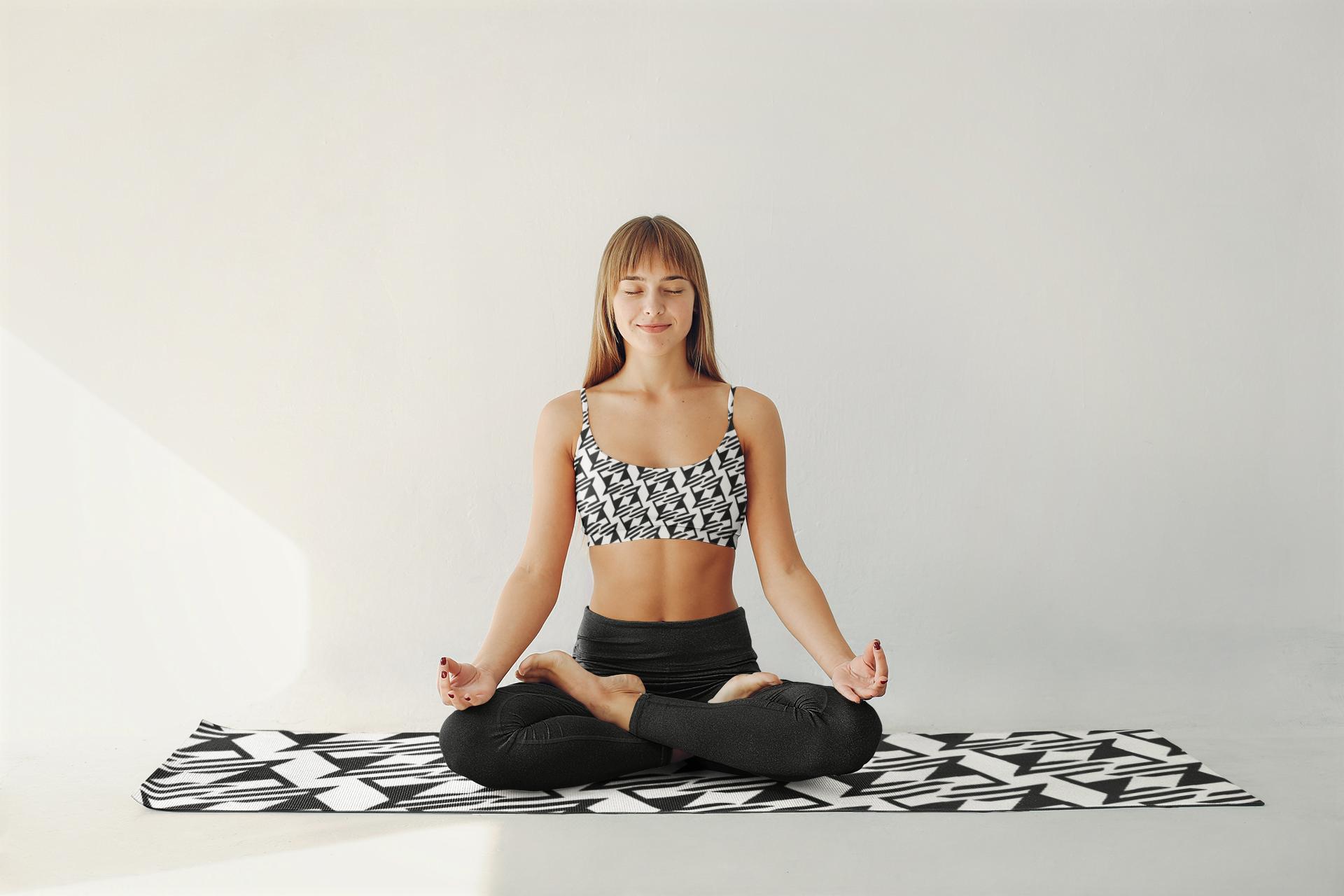 EZ Yoga mat