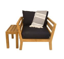 """Milano XL 34"""" Deep Armchair"""