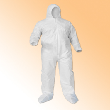 Disposible Microporous Coverall 55 gsm