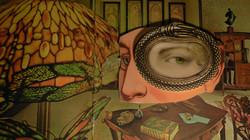Art deco with eye (2014)