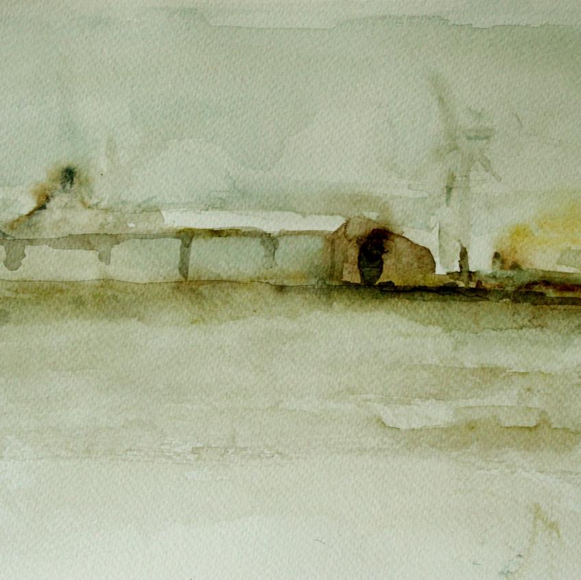 Sandon Dock view