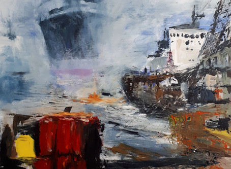 New Maritime Paintings