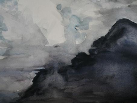Cloudburst Watercolour