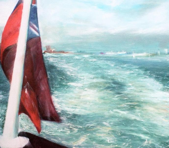 Sailing the Royal Iris...