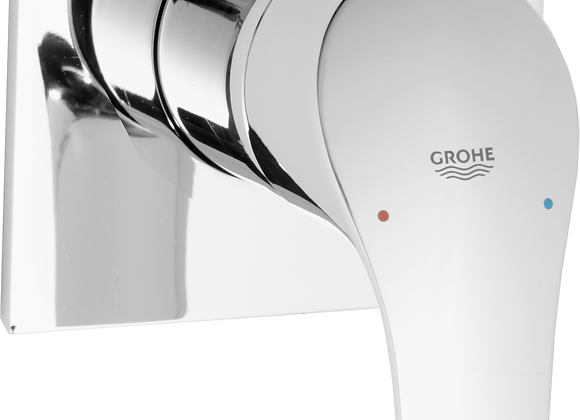 Grohe Eurosmart New Square Shower Mixer w- Body