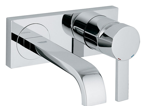 Grohe Allure Wall Mounted Basin Mixer