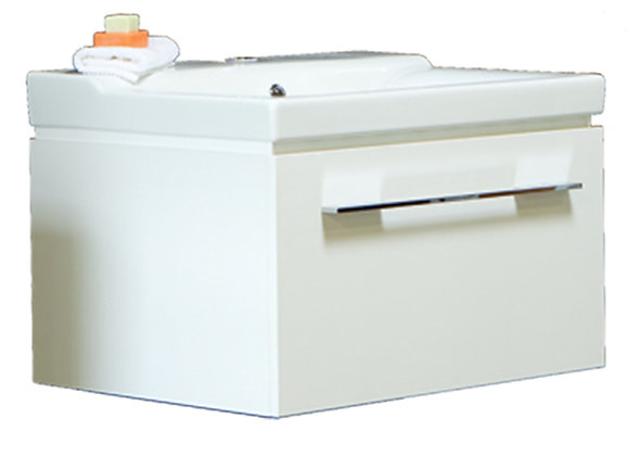 600 Wall Cabinet and Basin