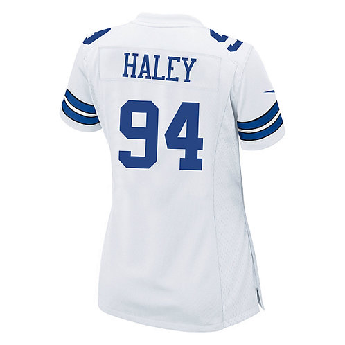 Charles Haley Ladies Nike Game Replica Jersey