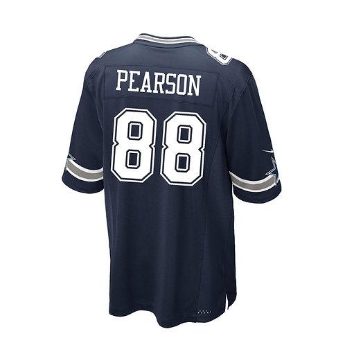 Drew Pearson Nike Game Replica Navy Jersey
