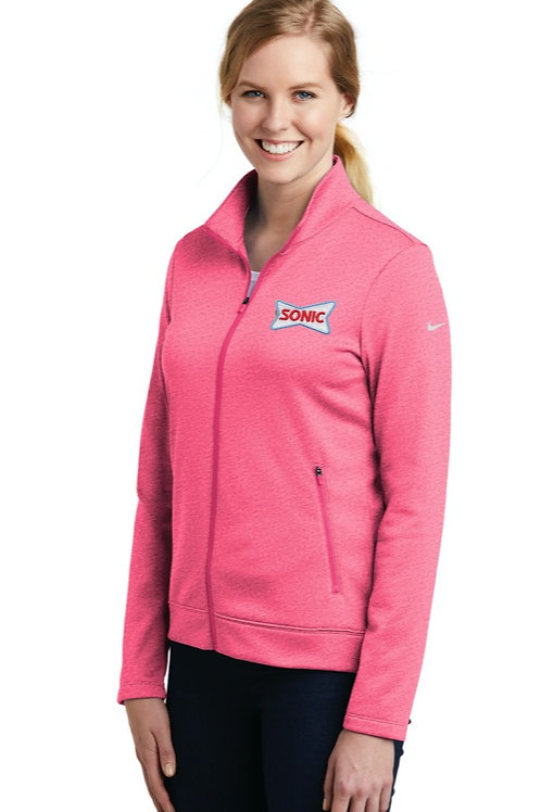 NKAH6260 NIKE LADIES THERMA-FIT FULL-ZIP FLEECE