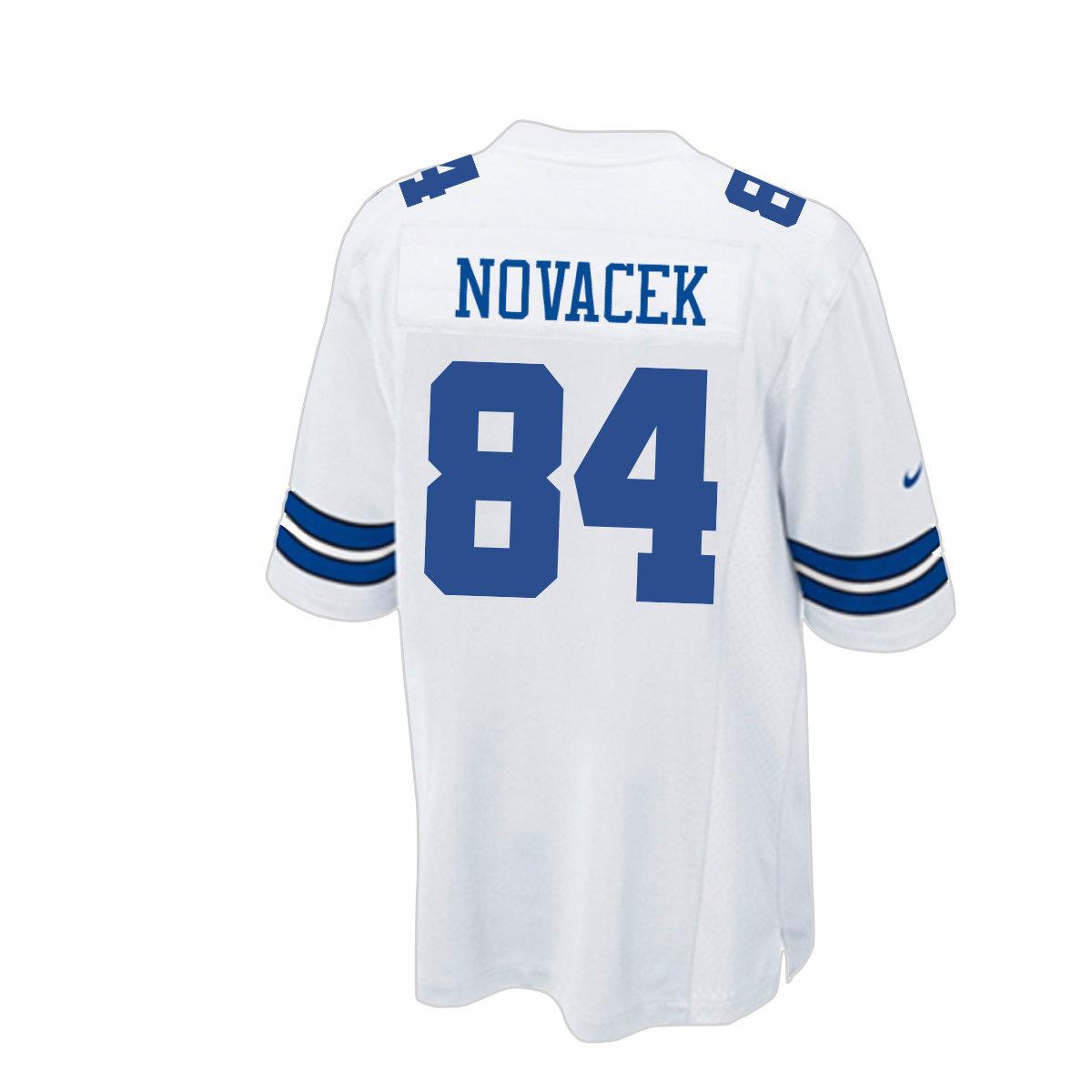 Jay Novacek Nike Game Replica Jersey | Cowboys Legends