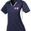 Thumbnail: LST655 LADIES SIDE COLORBLOCK PERFORMANCE POLO
