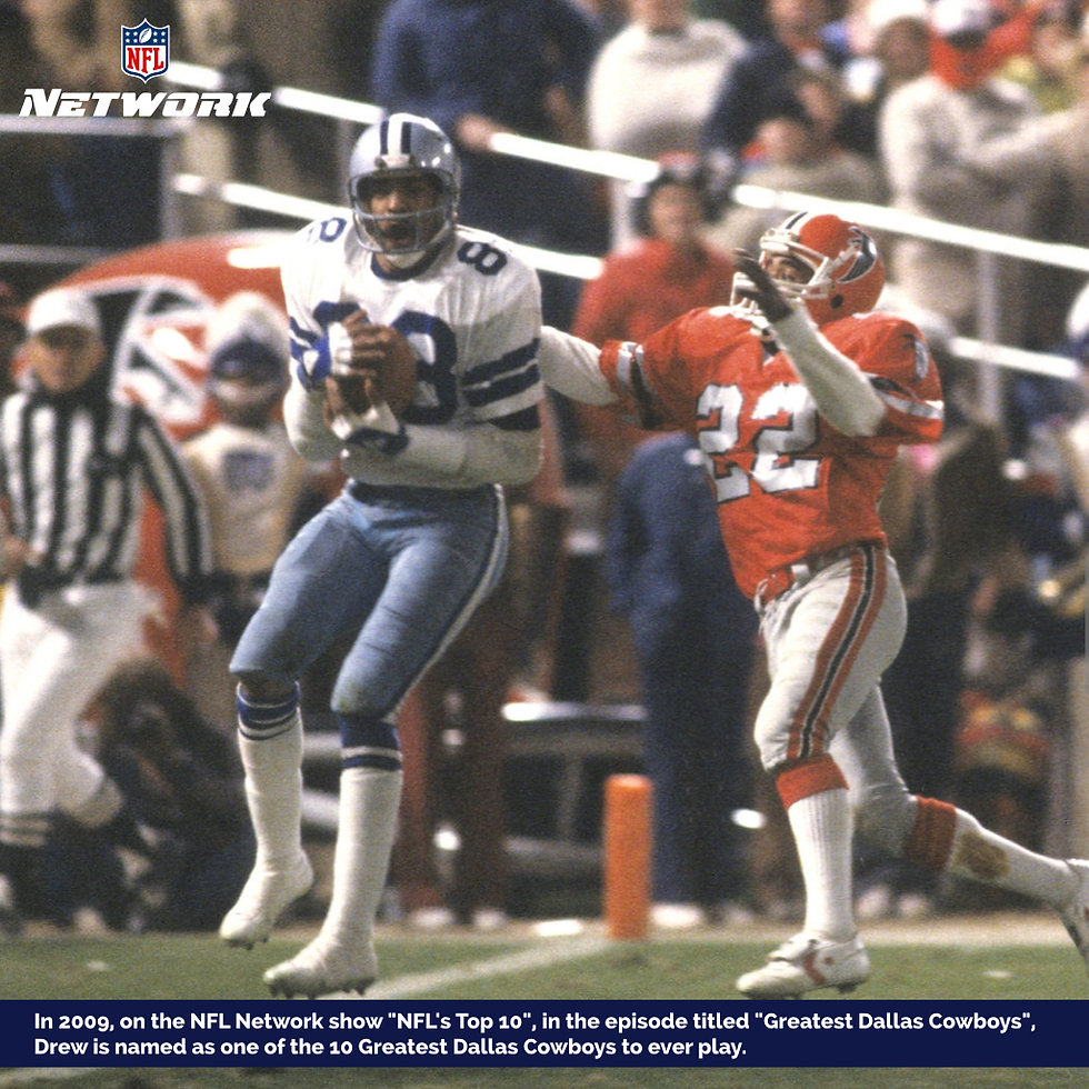Did You Know-Drew Pearson NFL NETWORK.00