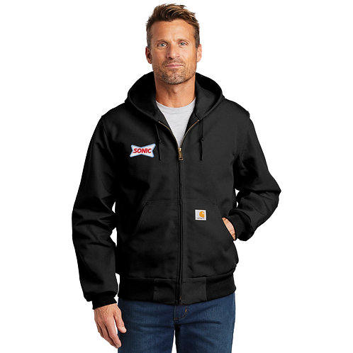 CTTJ131 TALL CARHARTT® THERMAL LINED DUCK ACTIVE JAC