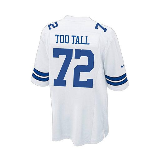 Ed Too Tall Jones Nike Game Replica Jersey