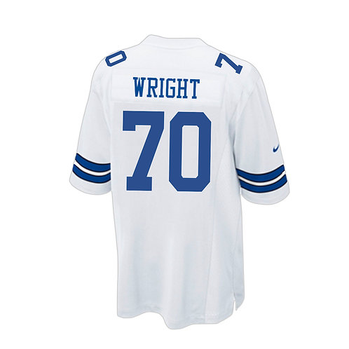 Rayfield Wright Ladies Nike Game Replica Jersey