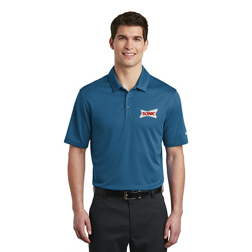 NKAH6266 DRI-FIT HEX TEXTURED POLO