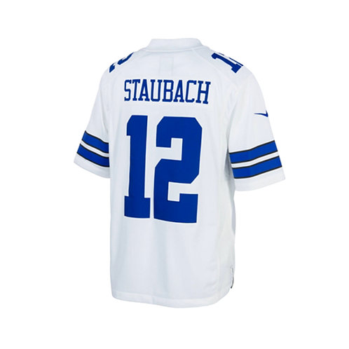 Roger Staubach Nike Game Replica Jersey