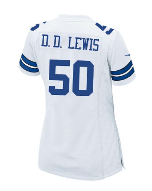 D.D. Lewis Ladies Nike Game Replica Jersey
