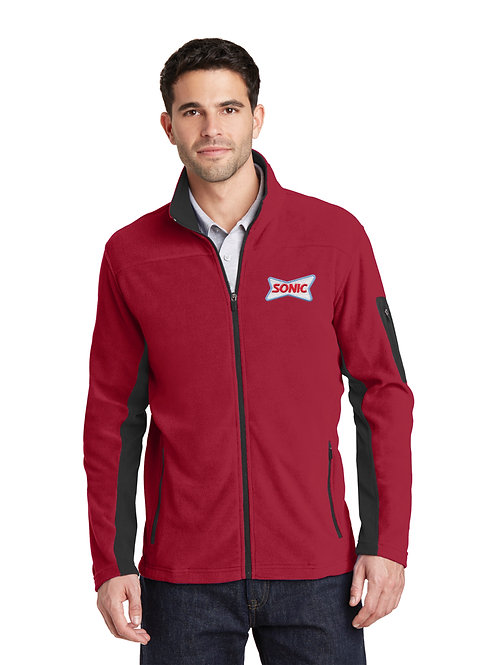 F233 SUMMIT COLORBLOCK FLEECE JACKET