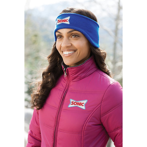 C910 POLAR FLEECE POLY-SPANDEX HEADBAND