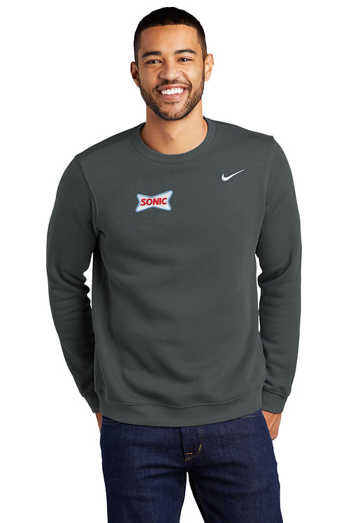 CJ1614 NIKE HERITAGE FLEECE CREW