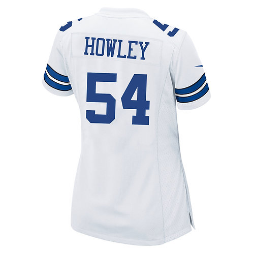 Chuck Howley Ladies Nike Game Replica Jersey