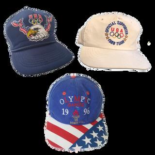 USA, USA, USA ! OLYMPIC CAPS