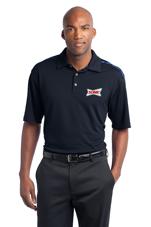 527807 DRI-FIT PRO GRAPHIC POLO