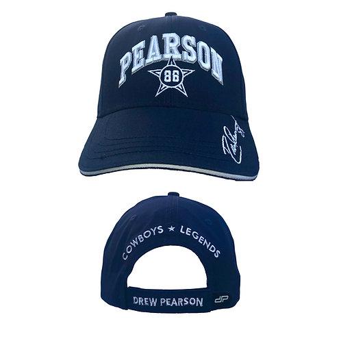Drew Pearson 3D Signature Cap