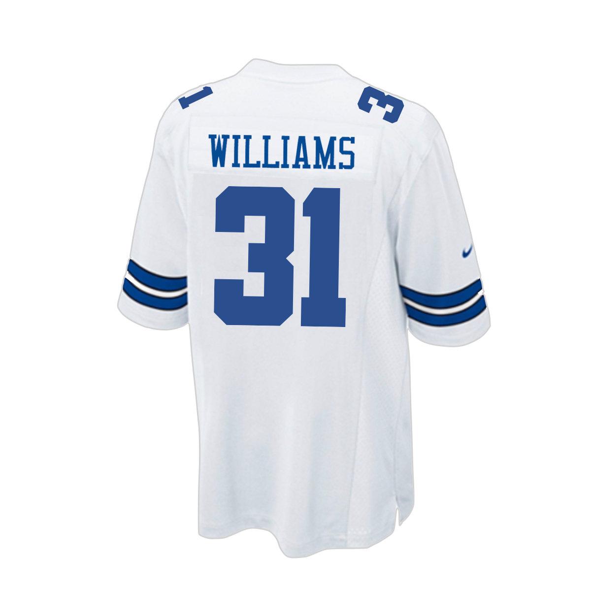 roy williams jersey