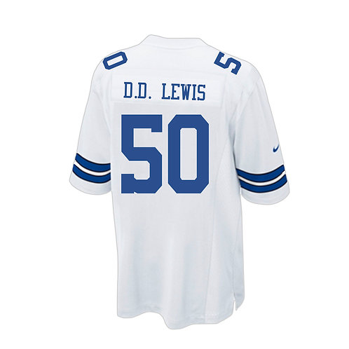 D.D. Lewis Nike Game Replica Jersey