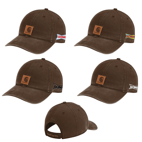 CT100289 CARHARTT® CLASSIC ODESSA CAP