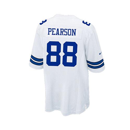 Drew Pearson Nike Game Replica White Jersey
