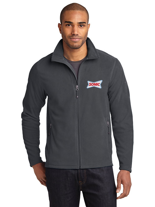 EB224 MICROFLEECE FULL ZIP JACKET