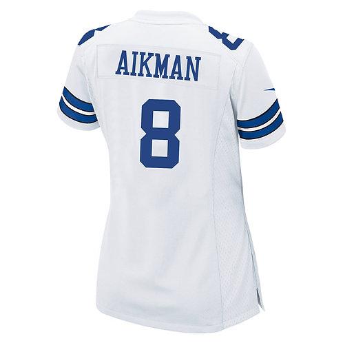 Troy Aikman Ladies Nike Game Replica Jersey