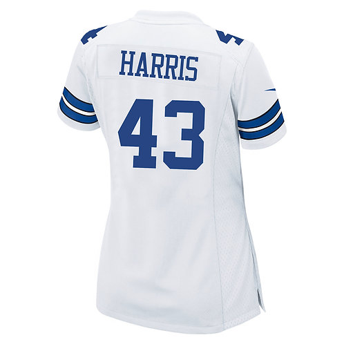 Cliff Harris Ladies Nike Game Replica Jersey
