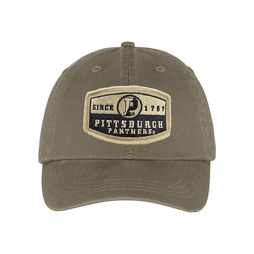 DP8878 CLASSIC WASHED COTTON TWILL CAP