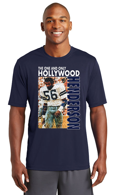 Hollywood Henderson Graphic T-Shirt