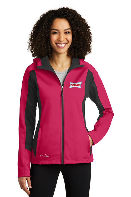 EB543 LADIES TRAIL SOFT SHELL JACKET