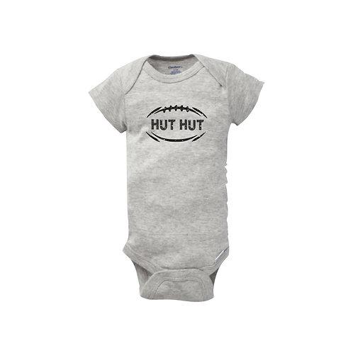 Madonna Designs Infant HUT! HUT! Onesie