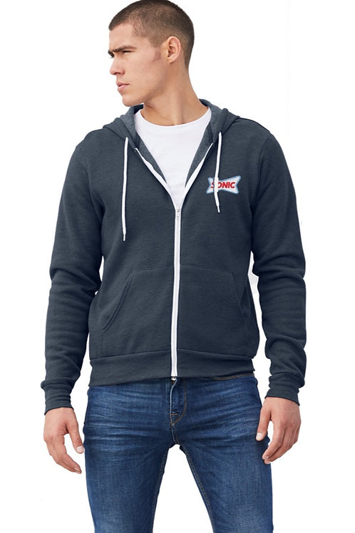 DT356 DISTRICT PERFECT FRENCH TERRY FULL ZIP HOODIE