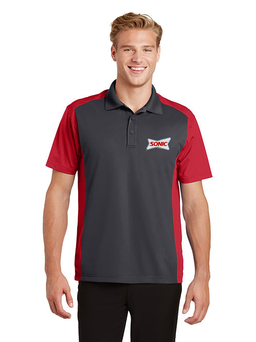 ST652 COLORBLOCK PERFORMANCE POLO