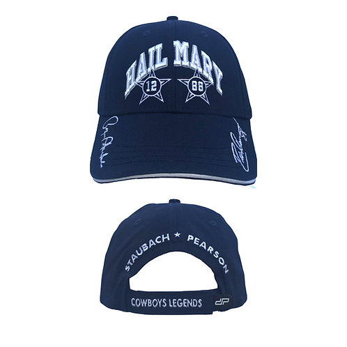 Original Hail Mary 3D Signature Cap