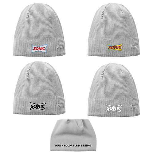 NE900 NEW ERA FLEECE LINED PRO BEANIE