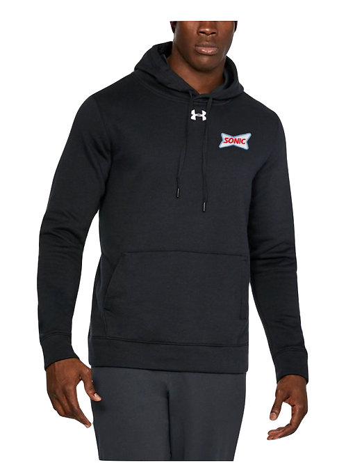 1300123 UNDER ARMOUR HUSTLE PRO FLEECE HOODIE